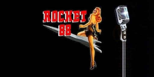 Rocket 88 Band - Burlington's Concert Stage