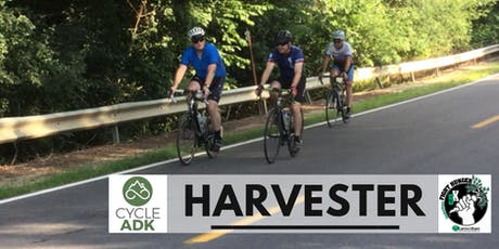HARVESTER  Farm by Bike & 5K Run tickets