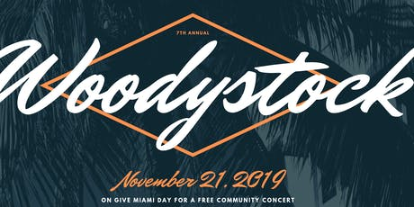 7th Annual Woodystock Benefit Concert tickets