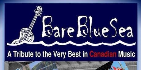 Bare Blue Sea Band - Burlington's Concert Stage tickets