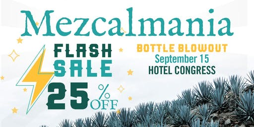 Mezcalmania Flash Sale