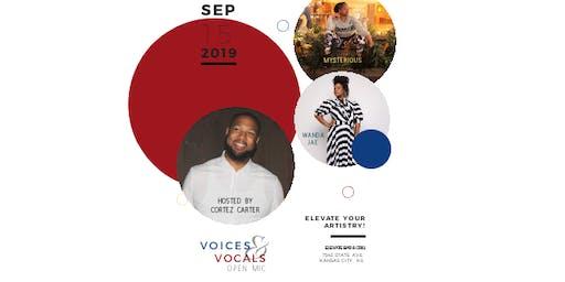 Voices & Vocals Kick-Off Show!