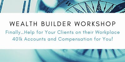 Pleasanton Wealth Builder Workshop