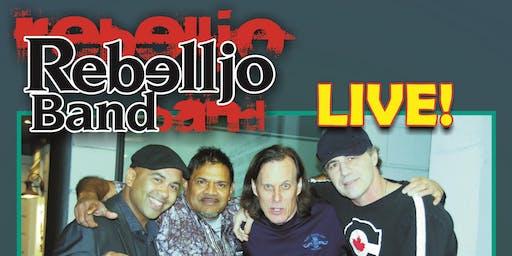 Joseph Rebello Band - Burlington's Concert Stage