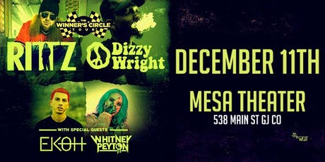 Rittz & Dizzy Wright tickets