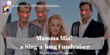 Mamma Mia! Sing-a-Long Fundraiser tickets