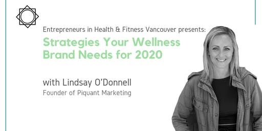 Strategies Your Wellness Brand Needs for 2020