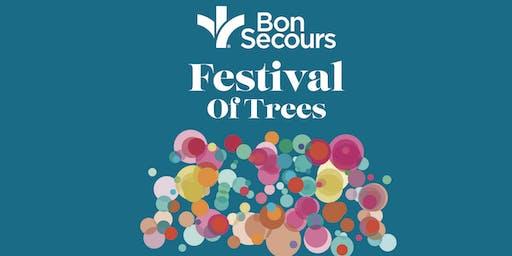 Bon Secours St. Francis Martinis & Mistletoe 2019