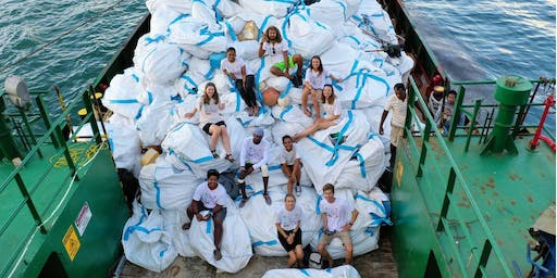 Explorer Talk: Ocean Plastics Clean-Up With April Burt
