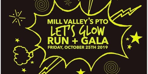 Mill Valley Glow Run