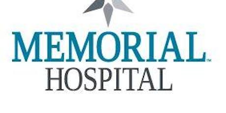 Memorial Hospital & Granger Hospital Nurse Recruitment Event tickets