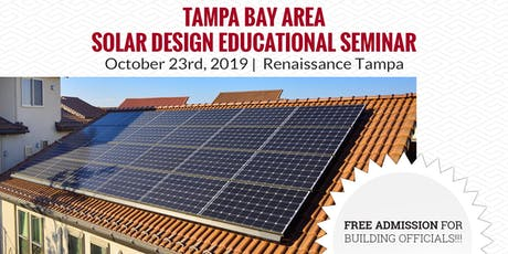 Tampa Bay Area - Introductory PV Design Seminar: Structural & Fire Access tickets