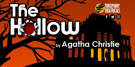 THE HOLLOW by Agatha Christie tickets