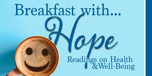 Breakfast with...Hope: Readings on Well-Being at Books & Books, Coral Gable