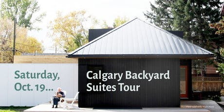 Calgary Backyard Suites Tour tickets