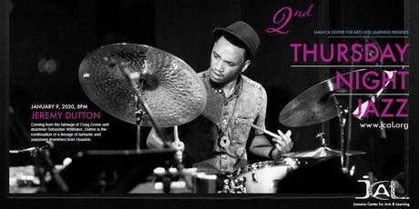Thursday Night Jazz  with Jeremy Dutton tickets