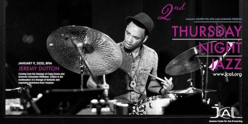 Thursday Night Jazz  with Jeremy Dutton