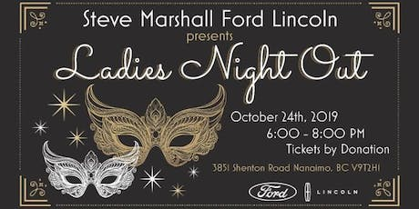 SMFL Ladies Night Out tickets