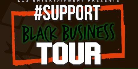 #SupportBlackBusinessTour tickets