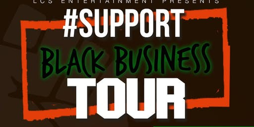 #SupportBlackBusinessPopUpShop