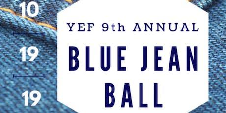 YEF's 9th Annual Blue Jean Ball tickets
