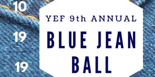 YEF's 9th Annual Blue Jean Ball