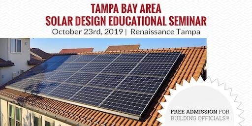 Tampa Bay Area - Advanced PV Design Seminar: Structural & Fire Access