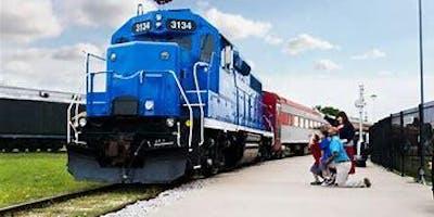 Austin Steam Train Excursion