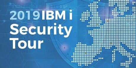 IBM i Security Tour Paris billets