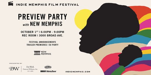 Indie Memphis Preview Party