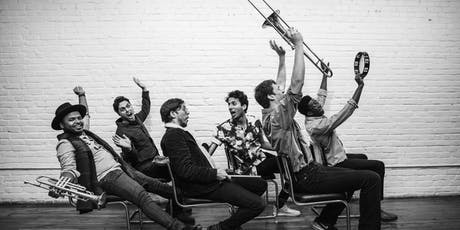 Fine & Mellow: Sammy Miller and the Congregation tickets