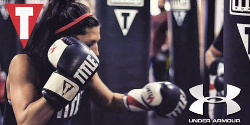 Box 'n' Shop  - TITLE Boxing Club North Bethesda Pop-Up Class