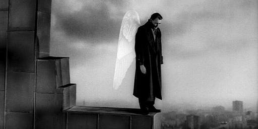 Wings of Desire | Open Air screening as part of 'City on Film'
