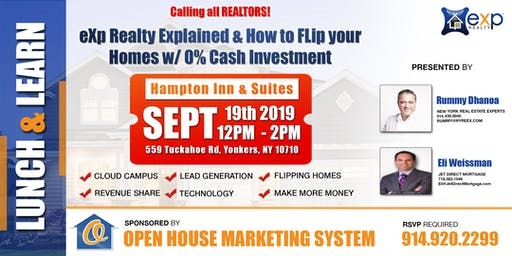 eXp Realty Explained and How to Flip Homes w/ 0% CASH INVESTMENT in Yonkers