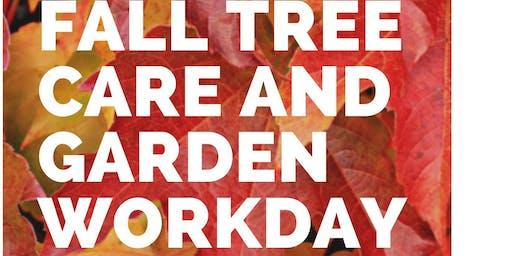 Aquehung Skywalk Garden Planting Day