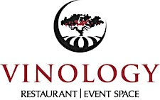 Vinology Restaurant and Event Space logo