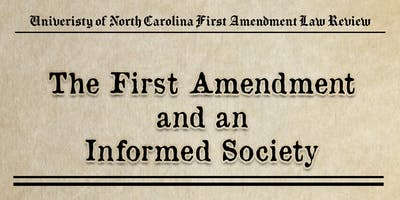 The First Amendment and an Informed Society