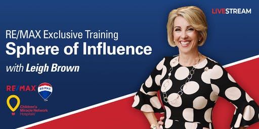 RE/MAX Exclusive Live Stream with Leigh Brown