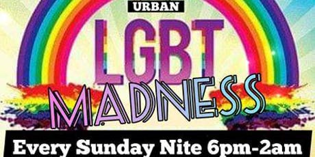 """LGBT SUNDAY"" NEWARK NEW JERSEY DANCE PARTY / FREE ADMISSION tickets"