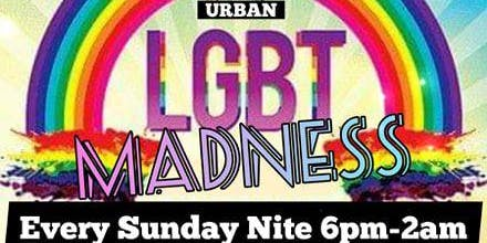 """""""LGBT SUNDAY"""" NEWARK NEW JERSEY DANCE PARTY / FREE ADMISSION"""