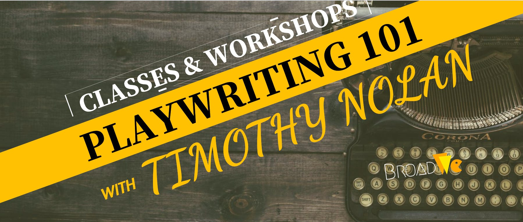 Playwriting Classes 101: Learn How to Write Like A Playwright