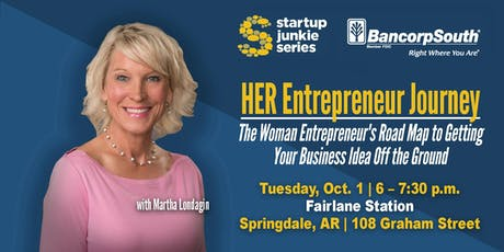 HER Entrepreneur Journey: The Road Map to Getting A Business Off the Ground tickets