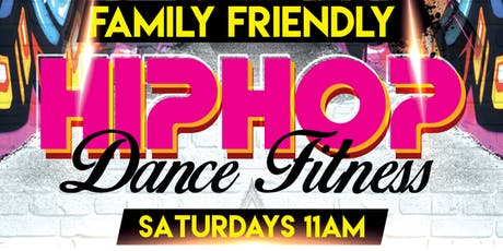 Family Dance Fitness & Expression Class - Popups tickets