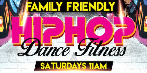 Family Dance Fitness & Expression Class - Popups