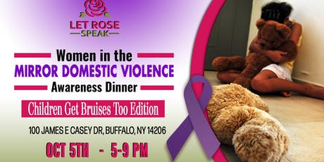 Women in the Mirror 2nd Annual Domestic Violence Dinner  tickets