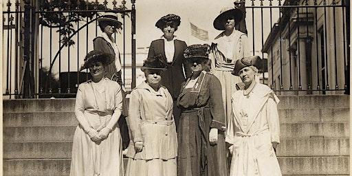 "Women's History Walk: ""Valiant Women of the Vote"""