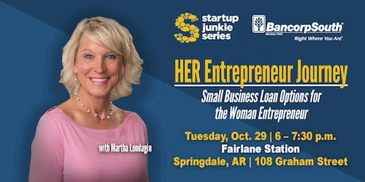 HER Entrepreneur Journey: Small Business Loan Options for Woman Entrepreneurs