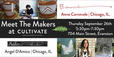 Meet the Makers | Carnevale Clay & Mad Love