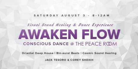 AwakenFlow- Equinox - Ecstatic Dance & Sound Healing Experience tickets