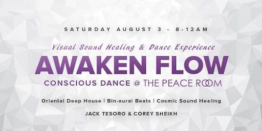 AwakenFlow- Equinox - Ecstatic Dance & Sound Healing Experience